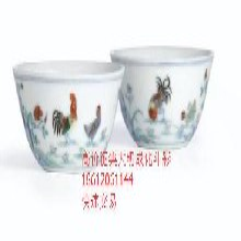 大明成化斗彩雞缸杯2017最新市場價格圖片