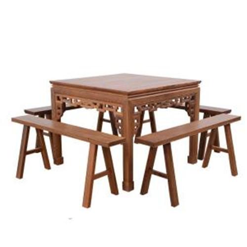 鸡翅木长条桌报价 厂家