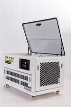 12kw汽油發電機移動式圖片