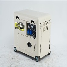 7kw柴油發電機停電應急圖片