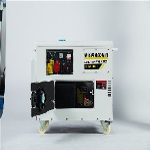 足功率10千瓦柴油發電機圖片