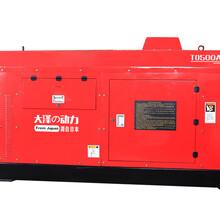 500A柴油發電電焊機單三相圖片