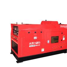 400A柴油發電電焊機雙把焊圖片
