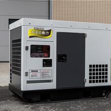 25千瓦柴油發電機噪音低圖片