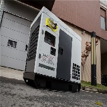 20千瓦柴油發電機四缸水冷圖片
