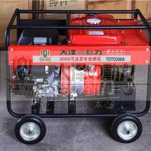 大澤動力300A汽油發電電焊機