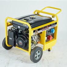 5千瓦汽油發電機報價圖片