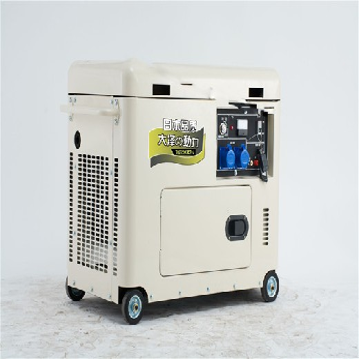 8千瓦柴油發電機220伏單相