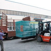 120千瓦柴油發電機配拖車圖片