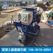 陜西鋼板表面除銹拋丸機渭南小型手扶式路面拋丸機