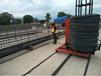 貴州黔南全自動鋼筋籠滾焊機全自動鋼筋籠繞筋機