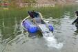 宜春能在水上工作的矿金设备dw606小型淘金船