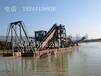 江北大型河道采沙船60个斗单传送大型挖沙船东威jx厂家质量保证