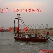 云南河道多功能铰刀式挖沙船挖泥船东威厂家设计研发清淤疏浚挖泥专业设备