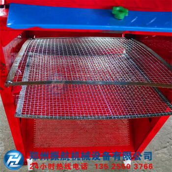 河南专业制造家用小麦扬场机电动风车净粮机风选筛选去杂扬麦机