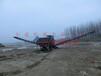 广西基质砂筛分设备用滚筒式筛沙机