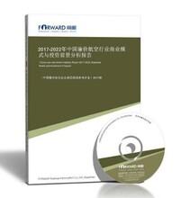 中国廉价航空行业商业投资前景分析报告