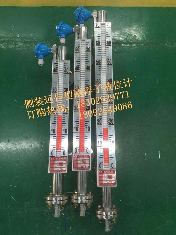 武汉开关量输出显示磁翻板液位计模拟量输出磁翻板液位计