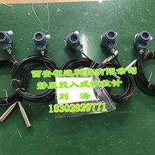 山东山西UHF-LT水箱投入式液位计输出4-20mA信号原理