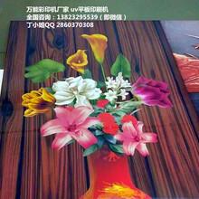 广东清远广告装饰材料喷绘机玻璃移门印刷机uv印花机厂家价格