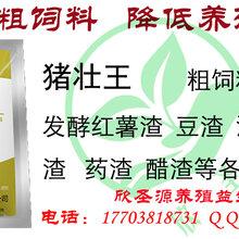 发酵鸡粪喂猪用的发酵剂沧州有卖吗欣圣源猪壮王图片