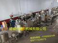 中大型酸奶生产线,牛奶全套生产线图片