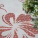 東莞卓西紡織全滌空氣層乳膠3D針織提花布乳膠枕套面料