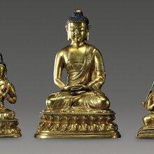 鎏金佛像拍卖成交价国内正规鉴定拍卖机构