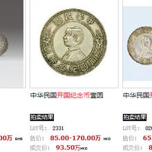 孙中山开国纪念币去哪里可以做鉴定以及出手