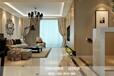 百建华茗设计凯旋门三居室现代时尚装修风格