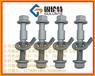 偏芯螺栓,优质M27×120螺丝,高强度螺栓,国标偏芯螺栓