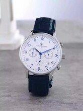 ZF厂精仿万国男士手表价格2015基本保持不变航宇表行