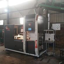 无箱水平造型机铸造造型机解决了铸造厂用工难效率低管理困难等难题