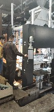 上下射砂造型机自动造型机造型机全自动造型机图片