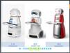一米机器人拖车送餐机器人售价是多少?火锅店用机器人