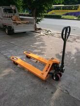手动液压叉车安全操作说明与规范
