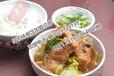 浙江财经大学餐厅食堂的排骨米饭加盟店为什么那么火怎么做法