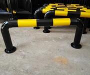 U型防护栏倒u型护栏道路防撞架限高杆U型管挡车器生产图片
