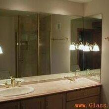 西城区安装镜子、移动镜子、舞蹈室镜面图片