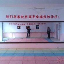 北京安裝舞蹈室鏡子安裝浴室鏡子各種規格圖片