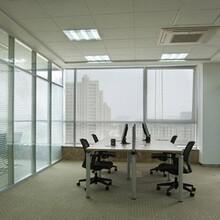 玻璃隔断中心、北京活动玻璃隔断、安装测量图片