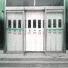 皮革门帘安装/北京门帘厂家/棉门帘新品图片