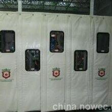 北京安装塑料门帘棉门帘定做图片