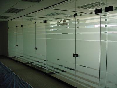 玻璃门西城区安装玻璃门公司