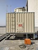六盘水环保冷却塔150T横流方形冷却塔参数