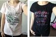 韩版女装清新甜美范女士T恤夏款短袖清仓批发