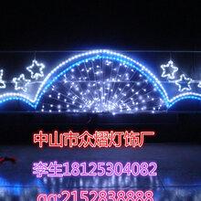 中国红凤凰灯街道照明led亚克力景观灯城市道路装饰工程LED灯具