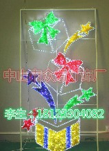 LED滴胶动物造型灯3D火烈鸟造型灯滴胶天鹅鸭子造型灯节日装饰灯