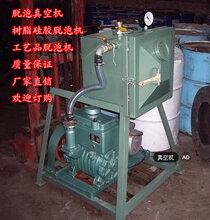 树脂硅胶真空泵抽气泡真空设备消泡真空箱脱泡真空泵真空机