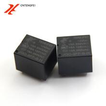 腾飞CQC认证T7315A继电器厂家特制12V4脚常开大电流小型继电器图片
